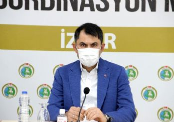 Çevre ve Şehircilik Bakanı Kurum: Orta hasarlı binalara güçlendirme yapılarak girilebilir