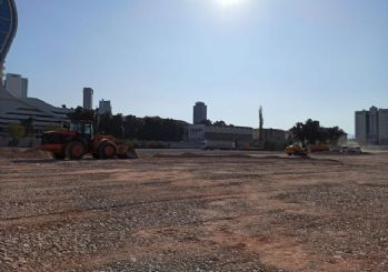 İzmir'de depremzedeler için konteyner kent kuruluyor