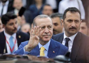 Bloomberg: Cumhurbaşkanı Erdoğan, Naci Ağbal ve Nurettin Canikli ile görüştü