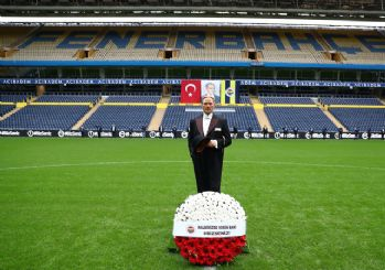 Fenerbahçe, Atatürk için anma töreni düzenledi
