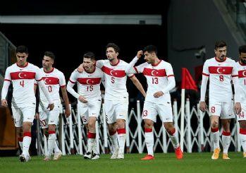Milli maçta gol düellosu: Dostluk kazandı 0-0