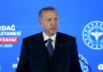 Erdoğan: Reform dönemini başlatıyoruz