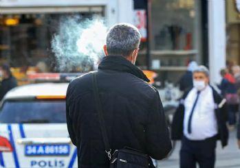 İstanbul'da sigara yasağı uygulanan sokakların listesi