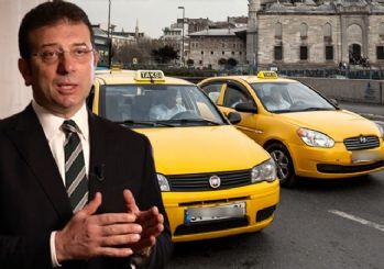 İBB, taksicilere yönelik denetimlere başladı