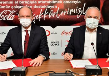 Coca Cola, depremzedelere 3,5 milyon lira nakdi yardım gönderdi