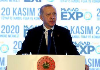 Erdoğan'dan faiz yorumu: Gerekirse bazı acı ilaçları içmemiz gerektiğinin farkındayız