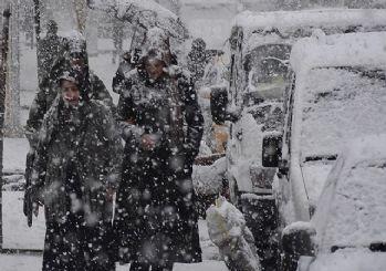 Meteoroloji'den birçok il için kar yağışı uyarısı