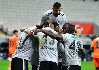 Beşiktaş 3 puanı 3 golle aldı! 3-2