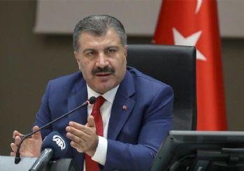 Sağlık Bakanı Koca, vatandaşlardan 'biz evdeyiz' paylaşımı istedi