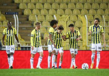 Fenerbahçe, Sivas Belediyespor'a gol oldu yağdı