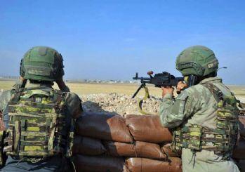 Barış Pınarı bölgesinde 17 PKK/YPG'li terörist öldürüldü