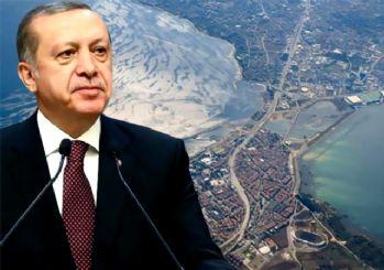 Erdoğan: Önümüzdeki en büyük proje Kanal İstanbul'dur