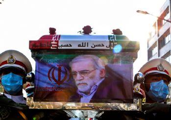 İran'da suikaste uğrayan nükleer bilimci Muhsin Fahrizade toprağa verildi