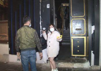 İstanbul'da izinsiz eğlence düzenleyenlere, 120 bin TL ceza
