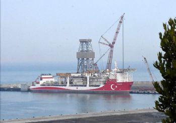 Kanuni Karadeniz'deki sondajına hazır