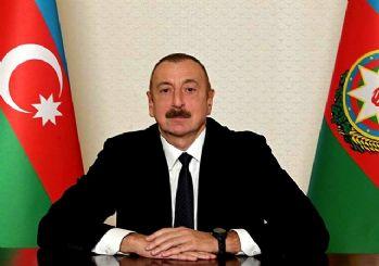Aliyev: Düşmanı topraklarımızdan kovduk