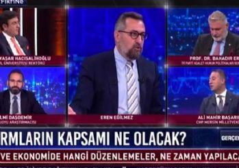 RTÜK'ten Habertürk'e 5 kez program durdurma ve para cezası