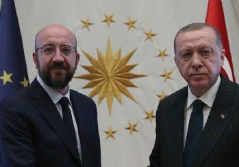 AB Konseyi Başkanı Michel'den Türkiye'ye yaptırım açıklaması
