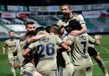 Denizli'de nefes kesen maç Fenerbahçe'nin! 2-0