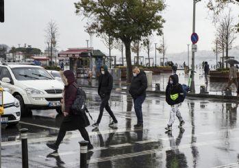 Akdeniz, Ege ve Marmara için sağanak uyarısı