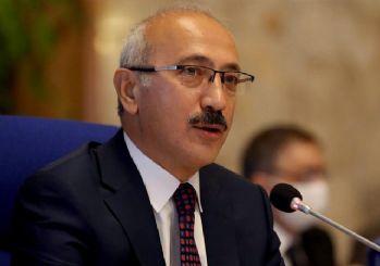 Hazine Bakanı Elvan'dan uluslararası yatırımcılara çağrı