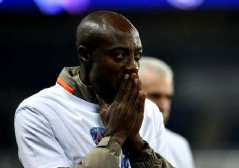 Pierre Webo, gözyaşlarına hakim olamadı