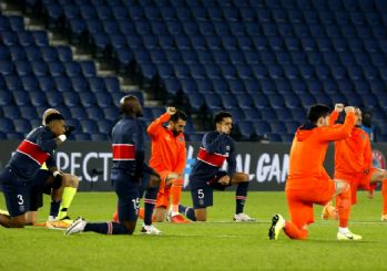 PSG'ye yenilen Başakşehir Avrupa'ya veda etti! 5-1