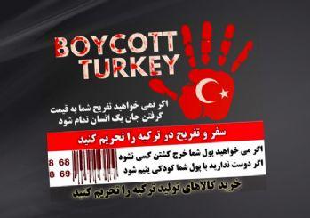 İran'dan Türk mallarına boykot çağrısı