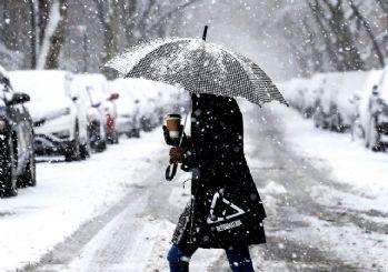 Dikkat kar geliyor! Meteoroloji bölge bölge uyardı