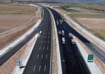 Niğde - Ankara Otoyolu açıldı