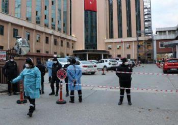 Gaziantep'te bir hastanede oksijen tüpü patladı: 9 kişi hayatını kaybetti