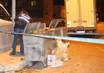 Çanakkale'de bebeğini çöp konteynerine atan anne ile erkek arkadaşı yakalandı