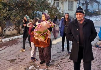 Elazığ'da 24 saatte 75 artçı deprem meydana geldi