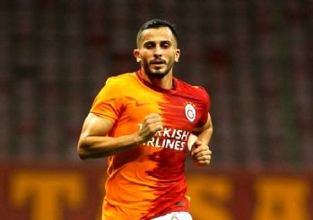 Elinde havai fişek patlayan Galatasaraylı Omar Elabdellaoui'nin doktoru: Bir gözü diğerine göre daha hasarlı!
