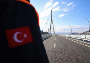 Kömürhan Köprüsü hizmete açıldı