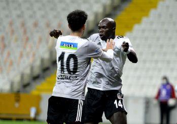 Beşiktaş'tan Rize'ye gol yağmuru! 6-0