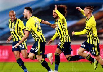 Fenerbahçe'nin zirve takibi sürüyor! 2-1