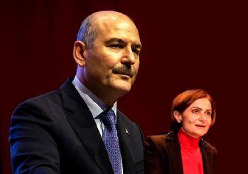 Bakan Soylu'dan sert tepki: Kaftancıoğlu terör örgütlerinin soytarısıdır