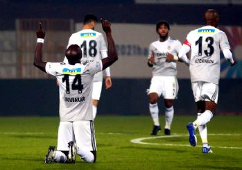 Hatay'dan Beşiktaş'a çelme! 2-2