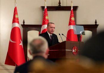 Erdoğan: Brexit belirsizliği Türkiye ile giderilebilir