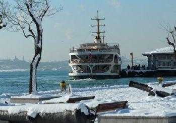 İstanbul'a beklenen kar geliyor!