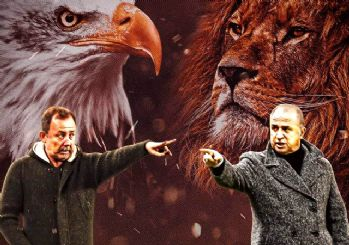Süper Lig'de derbi heyecanı! Beşiktaş-Galatasaray maçının muhtemel 11'leri