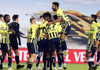 Fenerbahçe zirve takibini bırakmıyor! 3-1