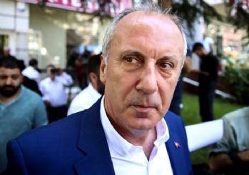 Muharrem İnce CHP'den istifa ediyor! Tarih belli oldu...