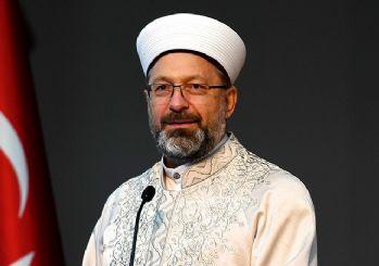 Ali Erbaş: İdeal toplum için dini eğitim şart!