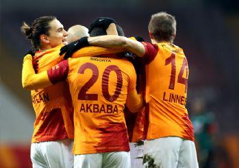 Galatasaray'dan gol şov: 6-1
