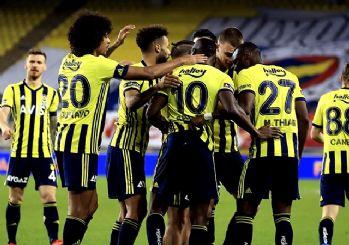 Fenerbahçe Kayseri'yi rahat geçti