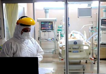 Türkiye'de corona virüsten son 24 saatte 134  can kaybı, 7 bin 103 yeni vaka 26 Ocak 2021
