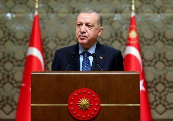 Erdoğan: 3 aşı adayımız faz çalışmalarına başlamak üzere