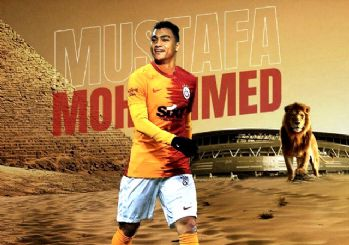 Mostafa Mohamed, Galatasaray'da